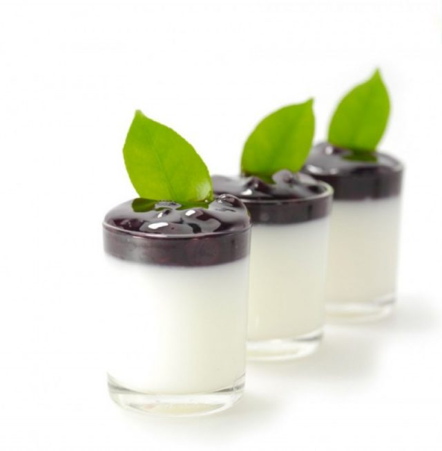 Brug agar agar i retter til vegetarer