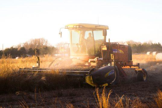 Køb landbrugsmaskiner fra en af Europas største producenter
